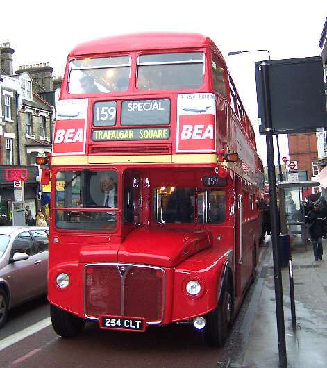 RMF1254 on Streatham Hill