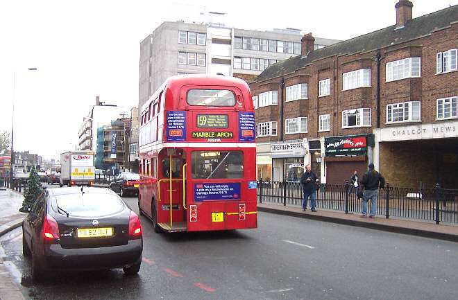 Arriva RM548 in Streatham