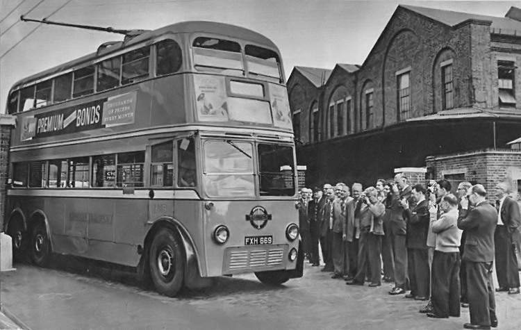 London Trolleybus Withdrawal Programme