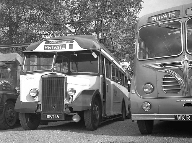Leyland Tiger CO 558
