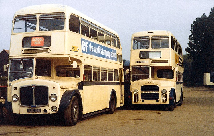Eastbourne 56 and 80