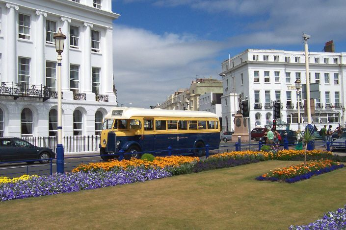 Eastbourne Leyland Lion No.12