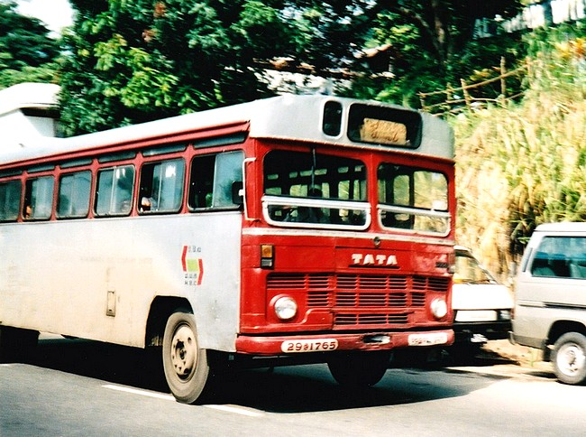 CTB red bus