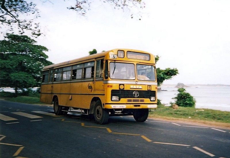 CTB yellow bus