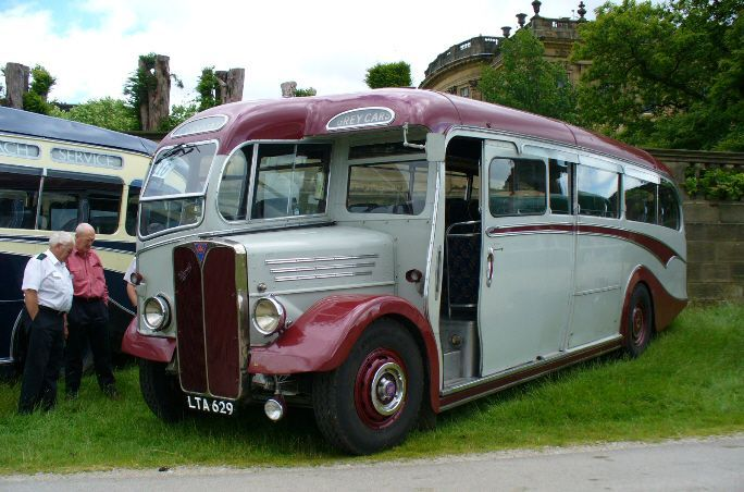 Classic buses for sale uk